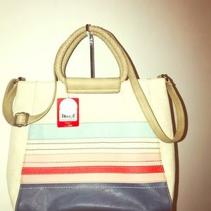 Relic Satchel Bah New with Tag